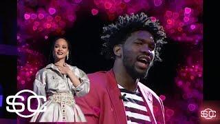 Joel Embiid and Rihanna's complicated 'relationship' | SportsCenter | ESPN