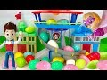Ryder and the Paw Patrol Easter Egg Hunt for Super Pup Mashems & Toys MP3