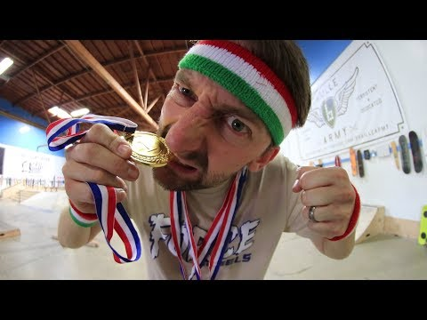 SKATEBOARDING  OLYMPICS | AARON KYRO VS THE WORLD