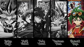 Yu-Gi-Oh Theory: Why the Previous Protagonists ARE NOT in Arc-V