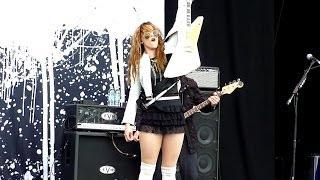 Halestorm I Miss The Misery Live Download Festival Donington Uk June 2012