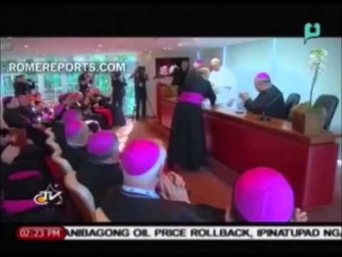 News@1: Ang mga itinilagang bagong kardinal ni Pope Francis || Jan. 5, 2015
