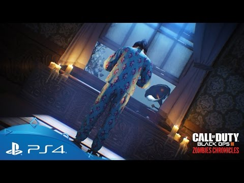 Call of Duty: Black Ops III   Zombie Chronicles Story Trailer   PS4