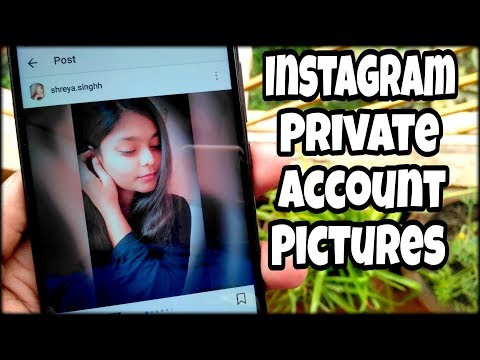 How to View Any Instagram Private Account Photos in Few Seconds - 2018 ✔ ( Most Demandable Video )
