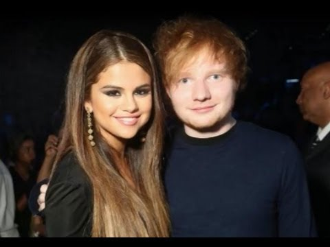Selena Gomez Dating Ed Sheeran!?
