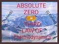 8 Third Law Of Thermodynamics In Hindi mp3