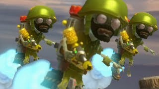 Plants vs. Zombies: Garden Warfare - The Foot Soldier