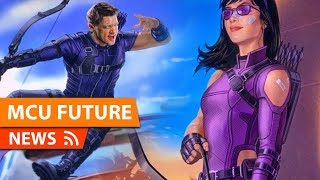 FIRST LOOK At Kate Bishop & Hawkeye MCU TV Series REVEALED - MCU Future