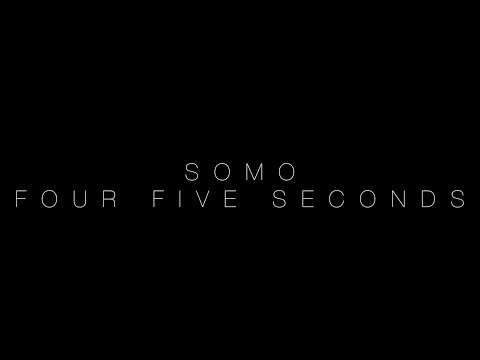 Rihanna - Four Five Seconds (rendition) By Somo video