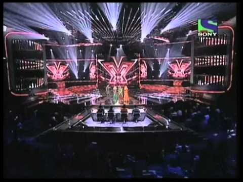X Factor India - Sajda Sisters comic act on Muttu Kodi Kawadi...