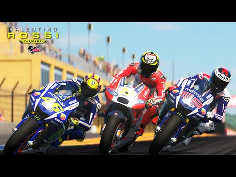 VALENTINO ROSSI THE GAME #5 | Yamaha R1M MONSTRO