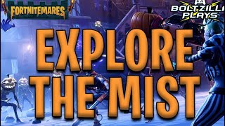 Fortnite Save The World #8 Explore the Mist Hexlvania