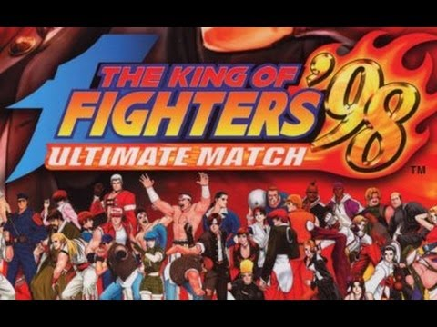 The King of Fighters 98 - Época de Ouro