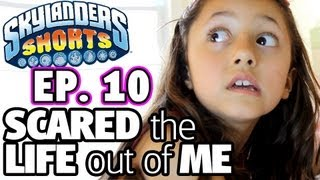Skylander Shorts: Episode 10 - Scared the Life out of Me