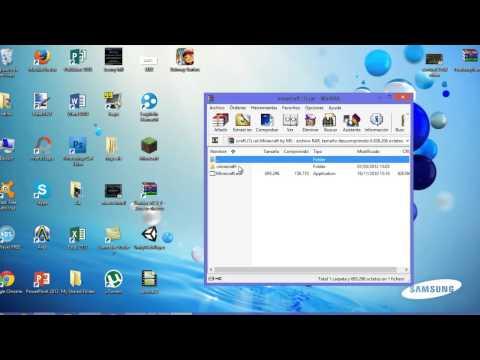 COMO DESCARGAR MINECRAFT 1.5.2 ACTUALIZABLE MUY FACIL Y RAPIDO!