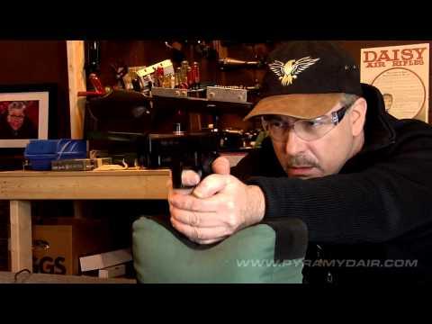 SIG Sauer P226 X-Five CO2 Pistol - Airgun Reporter Episode #109