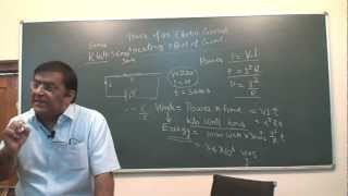XII_31.Power of Electric circuits.mp4