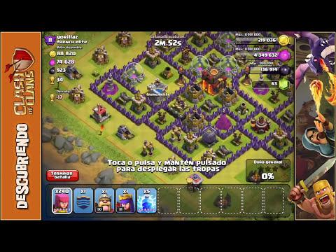 Arqueras para subir Trofeos | Descubriendo Clash of Clans #345 [Español]