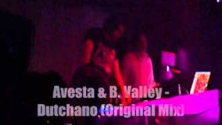 NEW: Avesta & B. Valley - Dutchano