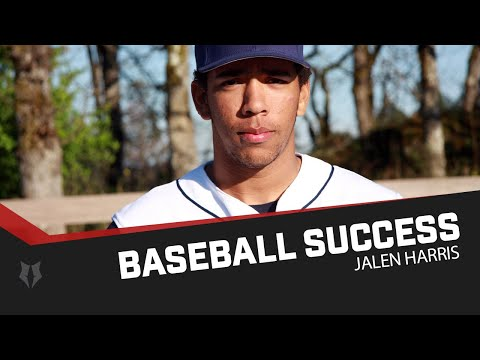Milwaukee Brewers Prospect - Jalen Harris Off-Season Baseball Training