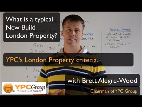 What is a typical new build London property - YPCtv Education