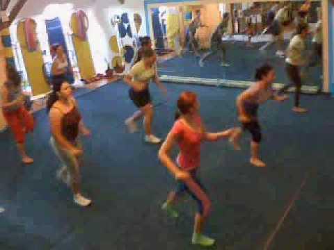 Aerobic Cu Gabi video