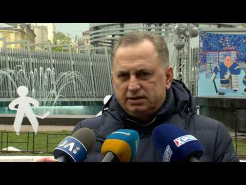 Борис Колесников - о чемпионате мира и новой команде Донбасса