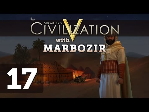 Civilization 5 Brave New World Deity Morocco Let's Play - Part 17