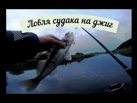 ловля судака на спиннинг ночью видео