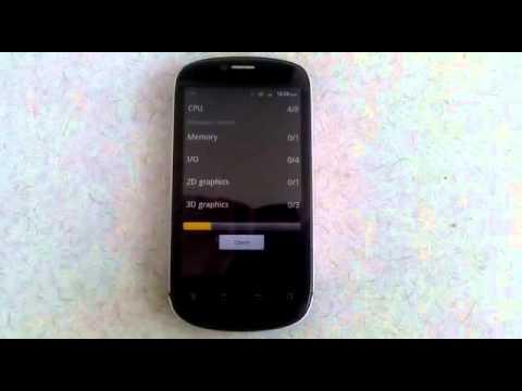 Huawei Vision U8850 Benchmark