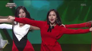 2017 KBS가요대축제 Music Festival - 트와이스 - LIKEY (LIKEY - TWICE). 20171229