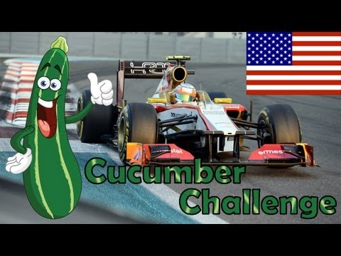 F1 Cucumber Challenge #19 - America