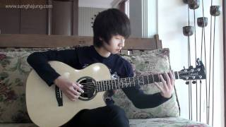 Michael Jackson Beat It Sungha Jung