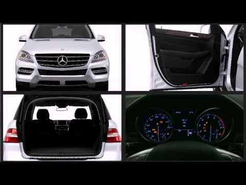 2012 Mercedes Benz  M Class Video