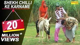 Hindi Comedy - Shekh Chilli Ke Karname Part 7 | शेख चिल्ली के कारनामे भाग 7 | Sushil Sharma P8