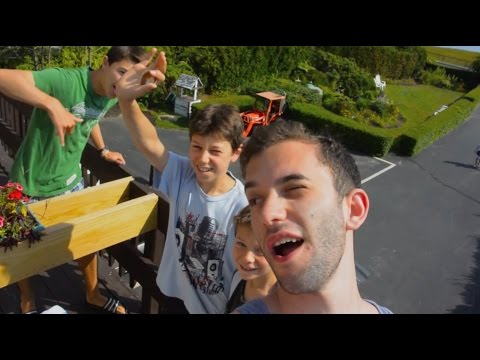 WOOFLESS VLOG #1:  I AM ON VACATION!
