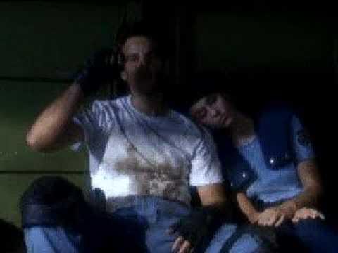 Resident Evil - ending 6 (Jill Valentine, Rebecca Chambers, Chris Redfield)
