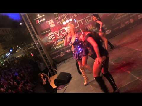 Andreea Balan - Trippin - Concert Buzau 10.09.11 video