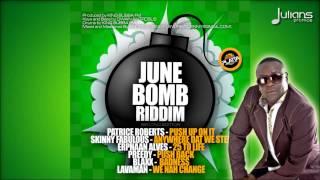 Blaxx Badness June Bomb Riddim 34 2015 Trinidad Soca 34