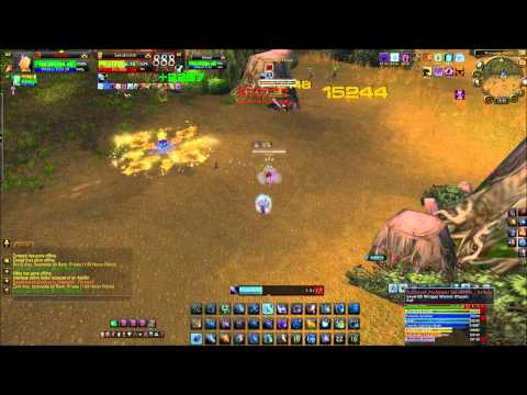 WoW Icreain Frost mage PvP 4.3 #4 (HD)