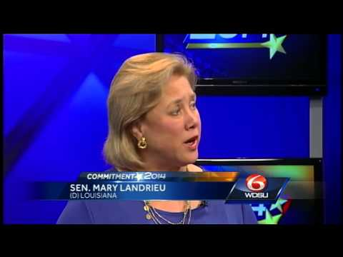 Q and A with Sen. Mary Landrieu