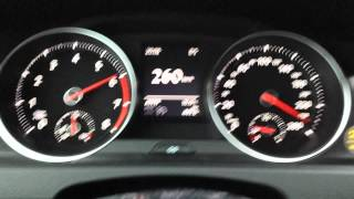 Golf 7 GTI APR 310 HP