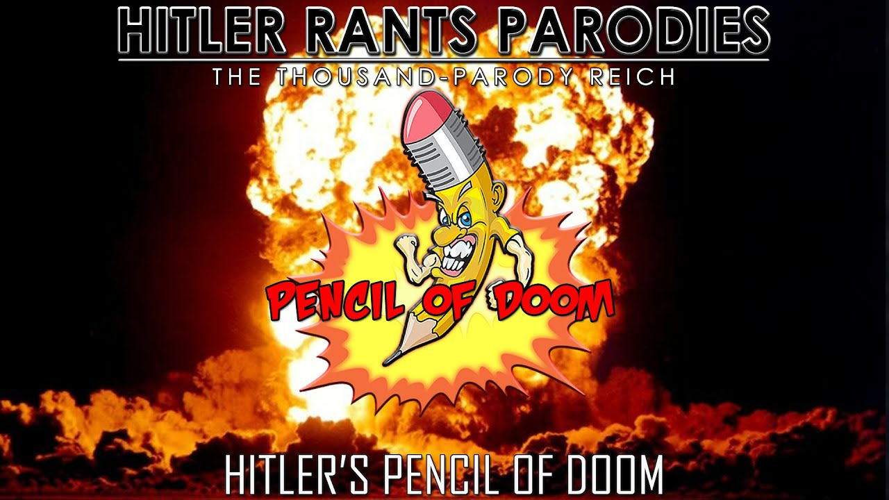 Hitler's Pencil of Doom MK II