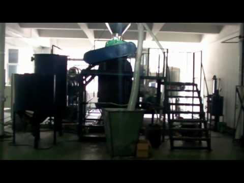 Waste Plastic Recycle Machine