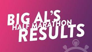 Big Al's Half Marathon Results