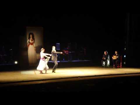 Noches Mágicas La Granja 2011. Cecilia Gómez . Cayetana