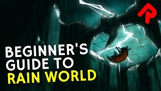How to Get Started in Rain World: Beginner's Guide Tutorial & Tips