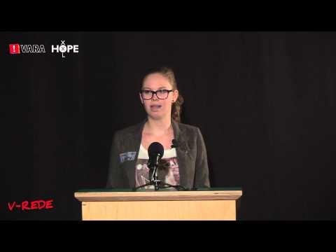 V-rede van Lisette van Breugel, Emelwerda College Emmeloord