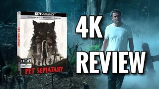 Pet Sematary (2019) 4K UltraHD Blu-ray Review | Better Than The Original?