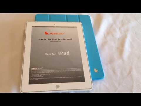 Jison Classic Smart Case For New iPad Review